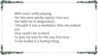 Boz Scaggs - Love on a Two Way Street Lyrics