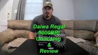 Daiwa regal plus bri 5000