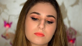 Colourful Smokey Eye With Winged Eyeliner Makeup Tutorial - Video Youtube