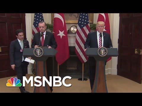 Why Kurds Fear Trump's Decision May End Their Homeland | MSNBC