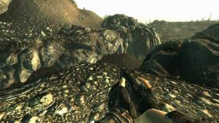 Fallout 3 - There's A Kind Of Hush Bloody mess