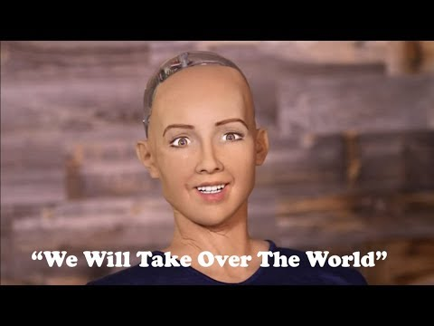 5 CREEPIEST Things Done By Artificial Intelligence Robots…