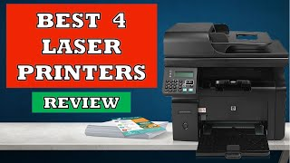Best Laser Printers in 2019 - Review |  For Office Shop and Home Use