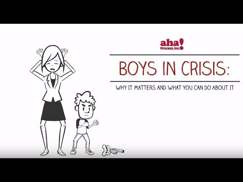 Boys in Crisis: Why It Matters and What You Can Do About It