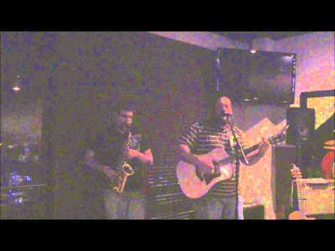 """Turn the Page"" by Bob Seger performed by Josh Ivy w/ Chris Johns"