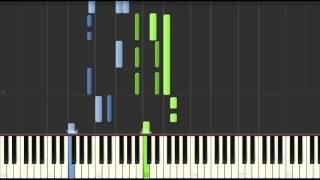 Daylight/嵐(ピアノソロ中級)【ぷりんと楽譜】 Arashi - Daylight [PIANO]