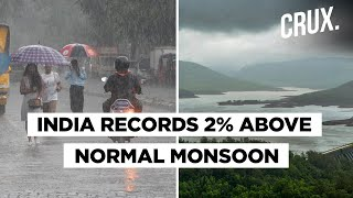 Indian Monsoon I Extreme Rainfall In The South And Below-Normal Rains In The North & Northwest - Download this Video in MP3, M4A, WEBM, MP4, 3GP
