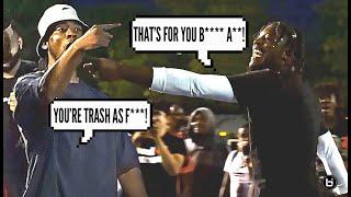 """I Got $1000 YOU Gon' Take An L!"" Heckler Kept Talking Reckless & Things Got HEATED (We Shut Him Up)"