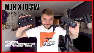 MJX X103W ????(248 Gramos) DRONE GPS CAMARA 2K BARATO UNA PASADA DE DRONE