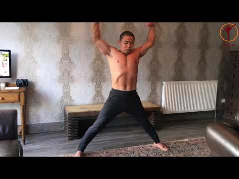 Shaolin Monk No Excuse - Home Workout - YouTube
