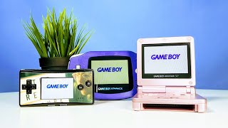 BEST Backlit GameBoy Advance?