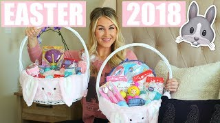 WHAT I GOT MY KIDS FOR EASTER  | BABY AND TODDLER EASTER BASKET IDEAS | Tara Henderson