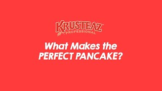 What Makes the Perfect Pancake?