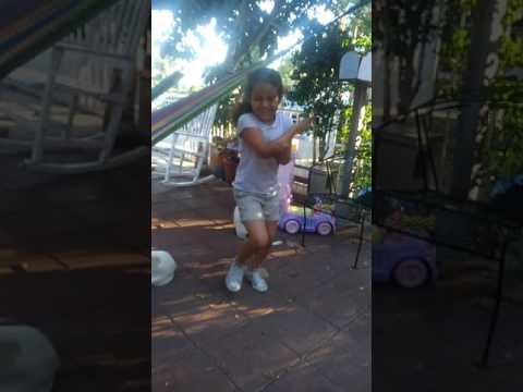 Lexi the little Dancer