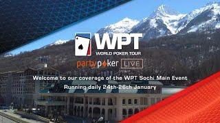 Главное событие WPT Russia 2020 | Финал