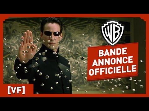 MATRIX RELOADED - Bande Annonce Officielle (VF) - Keanu Reeves / Laurence Fishburne / Wachowski
