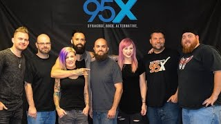 "Skillet, 95X Live from the ""Basement"" with Skillet"