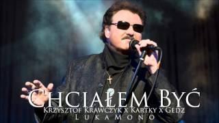 Kadr z teledysku Chciałem Być (LukaMono Blend) tekst piosenki Krzysztof Krawczyk x Kartky x Gedz