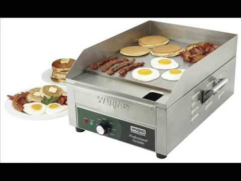 Waring 120 Volt Electric Countertop Griddle