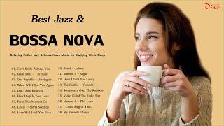 Best Jazz & Bossa Nova Songs Of 2021   Music for Coffee, Relaxing, Work