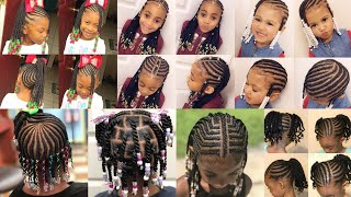 2020 COOLEST AWESOME #BRAIDS HAIRSTYLES FOR KIDS : AWESOME BRAIDS #STYLES FOR KIDS
