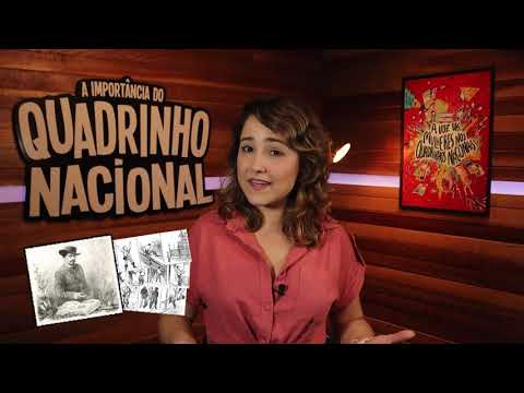 EPISÓDIO 2 - A VOZ DAS MULHERES NOS QUADRINHOS