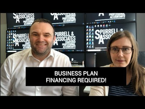 Edmonton Business Coach | Business Plan Financing Required