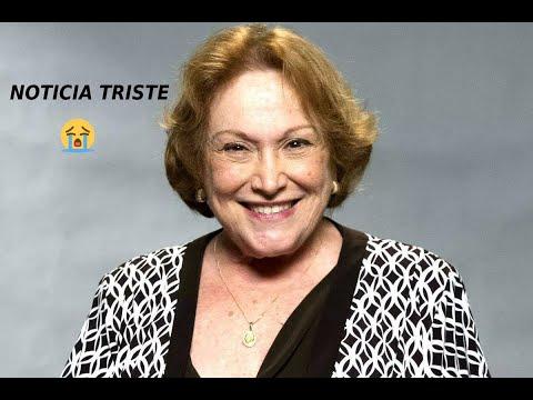 Nicette Bruno, a eterna Dona Benta, morre no Rio por complicações da Covid-19