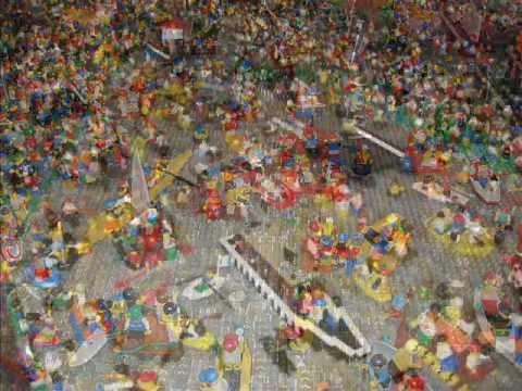 Nabada 2011 in Ulm - in Lego