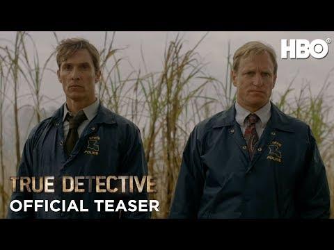 True Detective Season 1 (Teaser 'Crime')