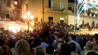 preview picture of video 'Condrò Santo Vito 10.07.2011'