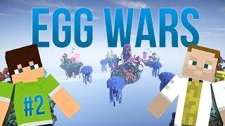Minecraft egg wars w/ Gejmr, Kelo #2