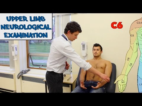 Upper Limb Neurological Examination