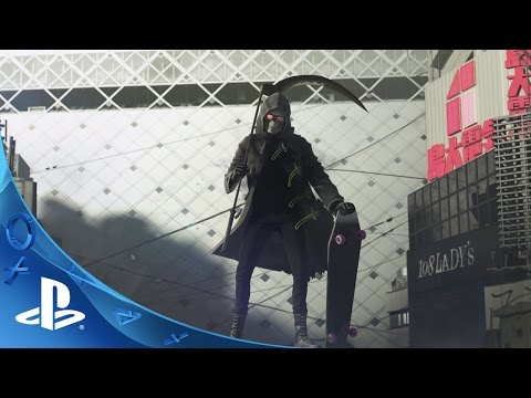 Let It Die - Teaser Trailer | PS4 thumbnail