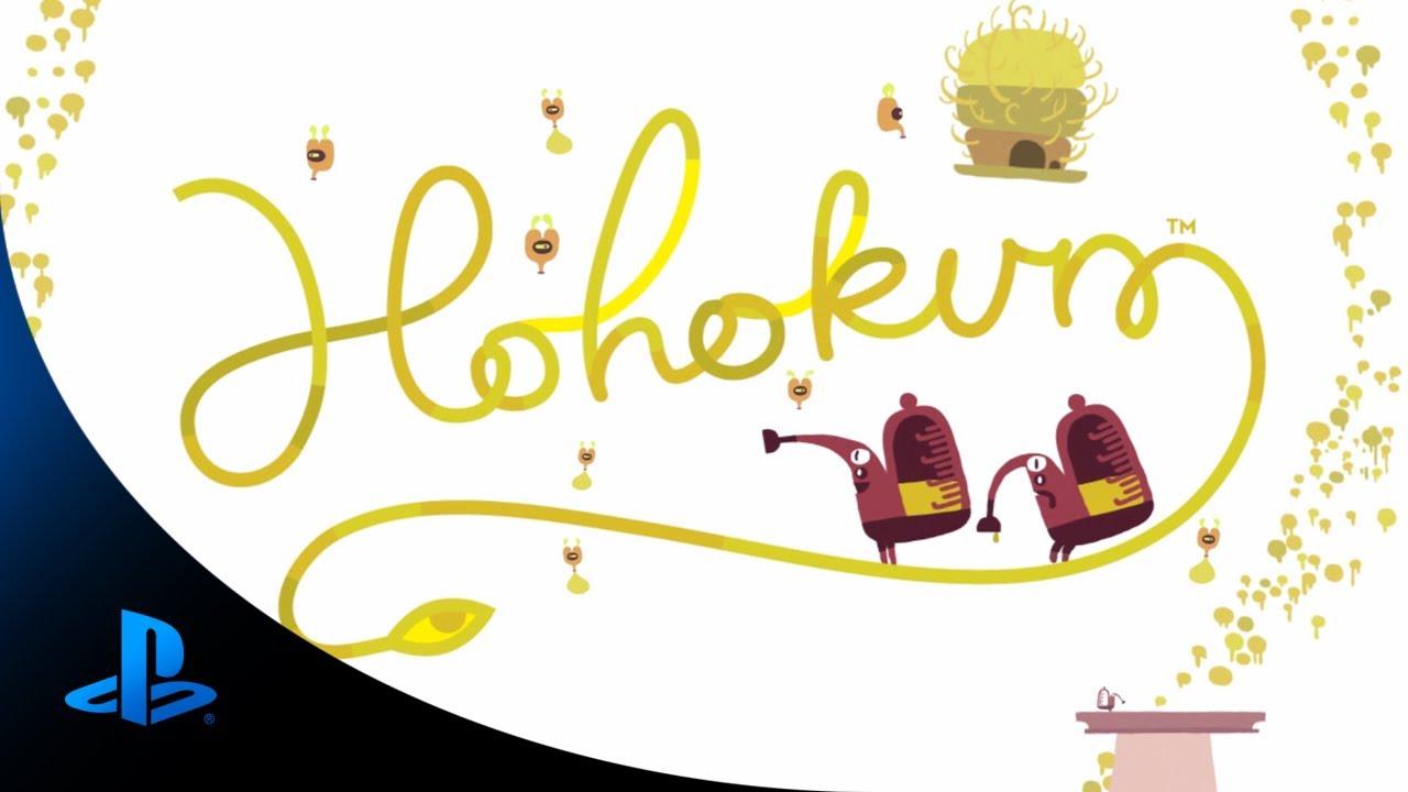 Hohokum no PS4: novo trailer de Guano Factory