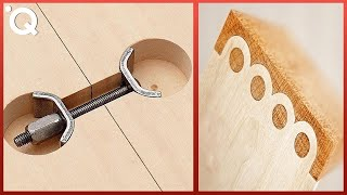 Amazing Woodworking Techniques And Skills | Build Magic Wood Joints ▶3