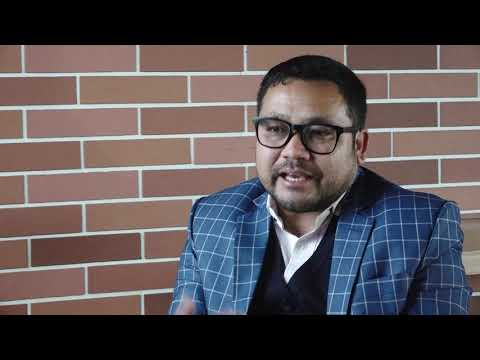 INTERVIEW WITH MR. ANIL BASNET