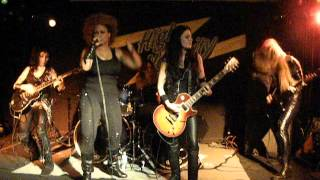 "Judas Priestess ""Saints In Hell"" live at High Velocity, NJ, June 9, 2012"