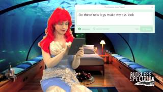 Tweets of The Rich & Famous: Ariel #9