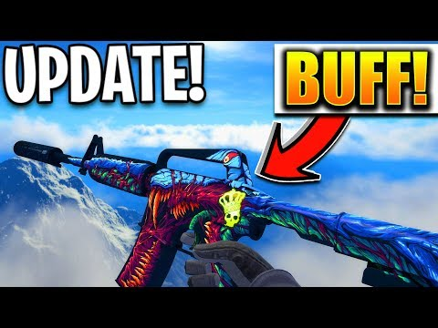 Video New Csgo Update!! M4a1-s Buff + Vertigo Map Change +