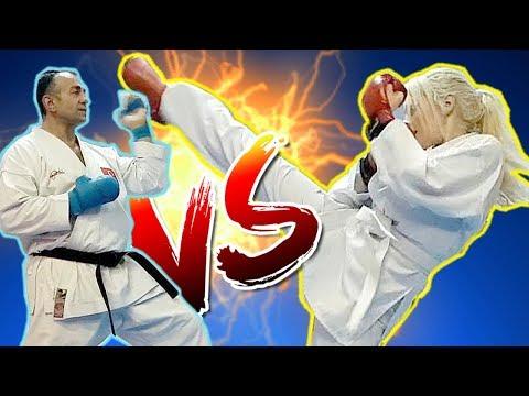 Karate Şampiyonu İle Kapiştim !! (#denevegör)