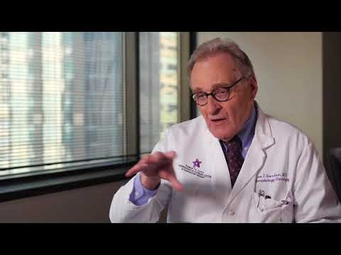 Leo I. Gordon, MD Discusses Car T Cell Cancer Therapy