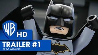 Lego DC Batman - Familienangelegenheiten Film Trailer