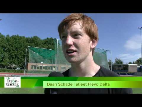 Vijf jonge atleten Flevo Delta uitgenodigd voor centrale trainingen op Papendal