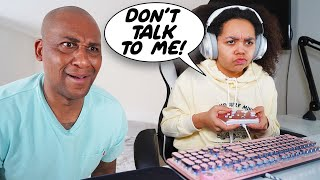 BEING MEAN TO MY PARENTS TO SEE HOW THEY REACT!! **SHOCKING REACTIONS**
