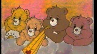 Comparison of two different Swedish intros of The Care Bears