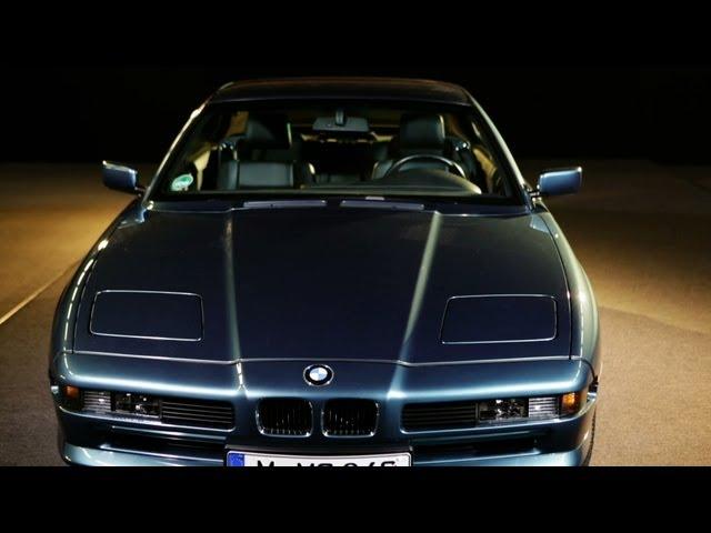 The BMW 8 Series. E31.