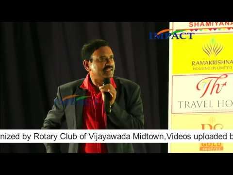 Mission Possible Jayasimha TELUGU IMPACT Vijayawada 2016