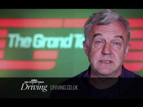 Andy Wilman introduces The Grand Tour season 2 trailer