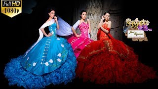 Most Beautiful Royal Ball Quinceañera Princesa (Princess) Dresses And Gowns For 2020